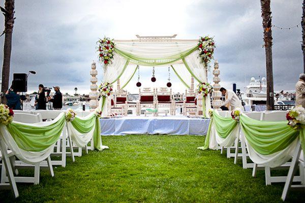 Beautiful Outdoor Wedding Inspiration | Pink Lotus Events